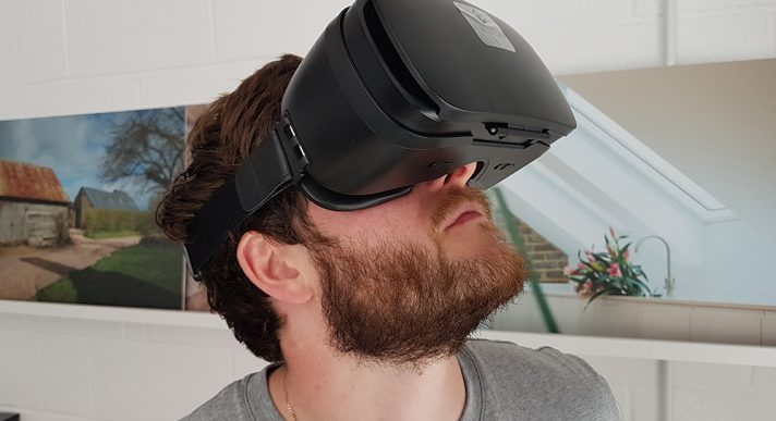 Fad or fantastic? Seeing designs in virtual reality